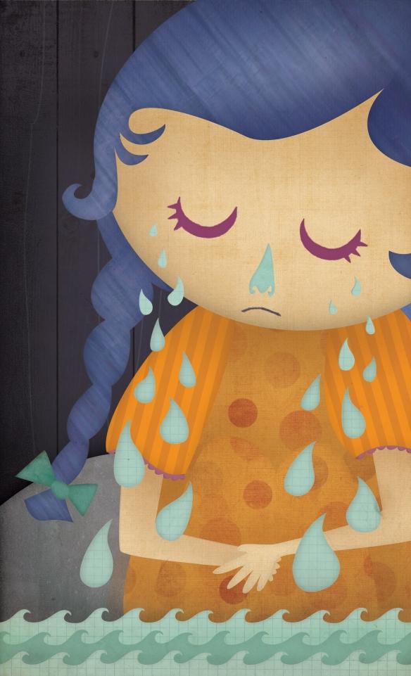 Simone Crying
