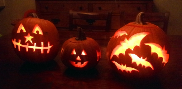 Angelovic Jack o Lanterns