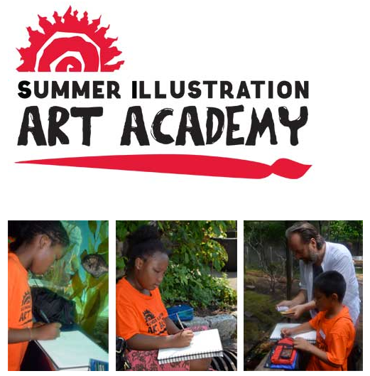 Summer Illustration Art Academy