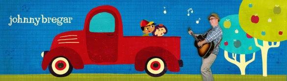 Red Truck Johnny Bregar